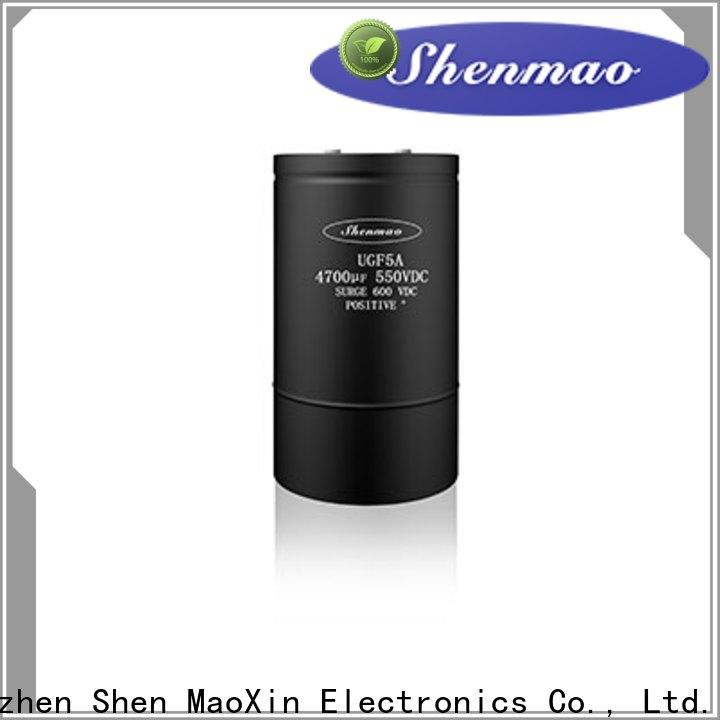 Shenmao high voltage electrolytic capacitors for sale marketing for rectification