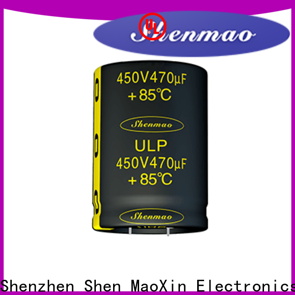 Shenmao snap in capacitor mount vendor for rectification