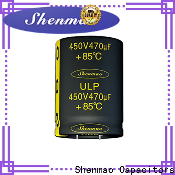 high quality electrolytic capacitor price owner for temperature compensation