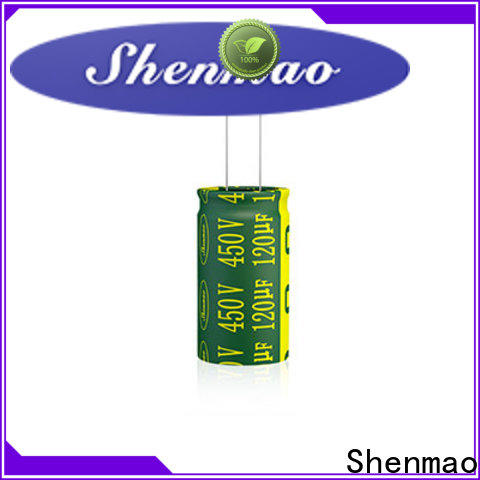 quality-reliable 10uf 450v radial electrolytic capacitor vendor for timing