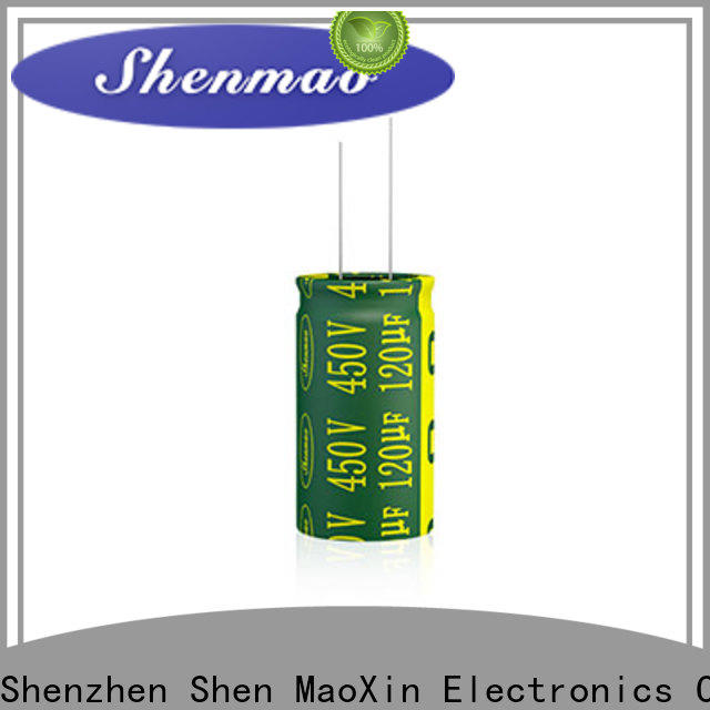 Shenmao satety radial capacitor marketing for energy storage