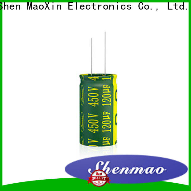 Shenmao stable electrolytic capacitors for sale owner for energy storage