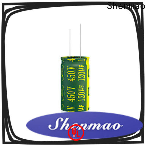 Shenmao durable radial type capacitor marketing for energy storage