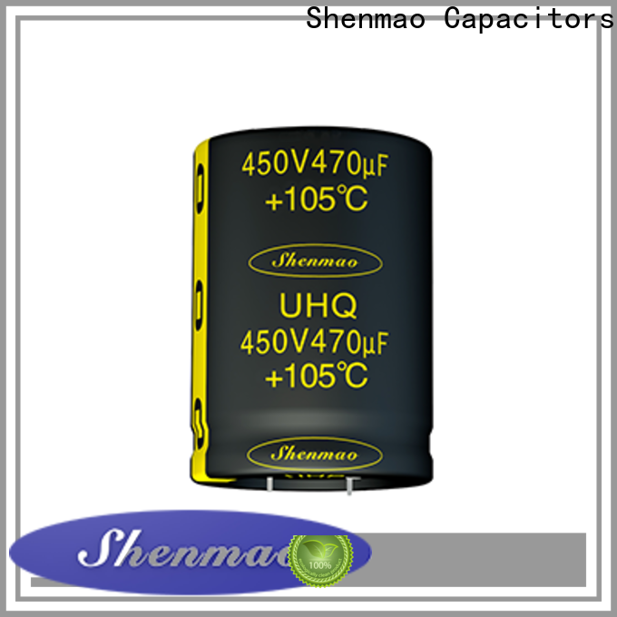 Shenmao 100uf electrolytic capacitor owner for coupling