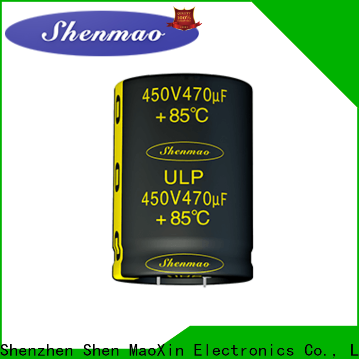 Shenmao 1uf electrolytic capacitor marketing for coupling