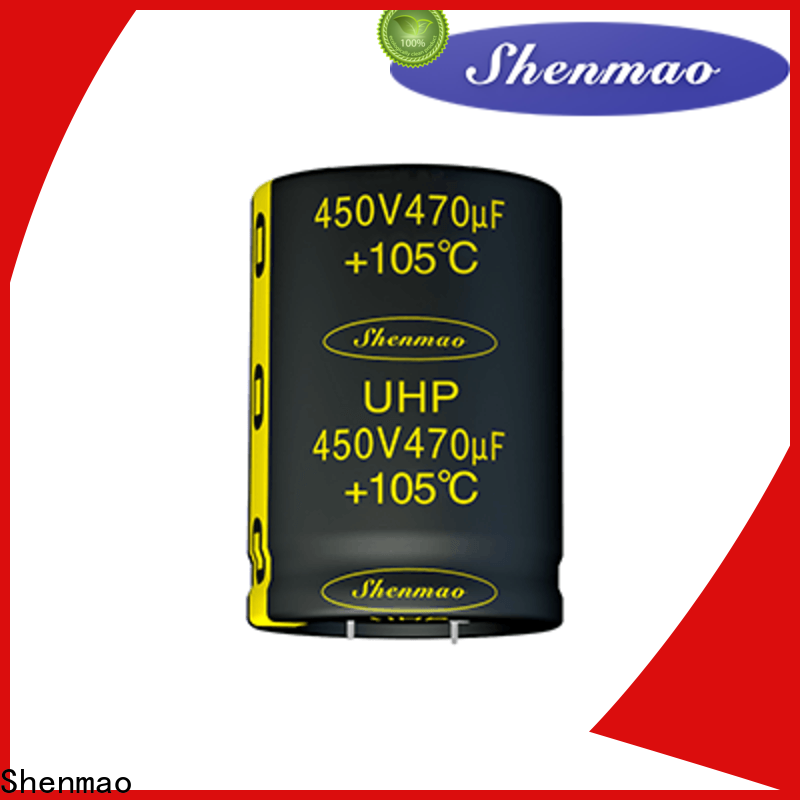Shenmao wholesale high density capacitor for business for DC blocking