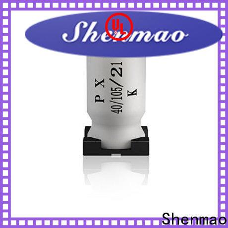 Shenmao custom where to buy capacitor owner for DC blocking