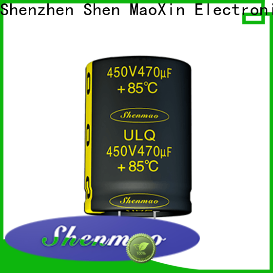 Shenmao voltage and capacitors for business for coupling