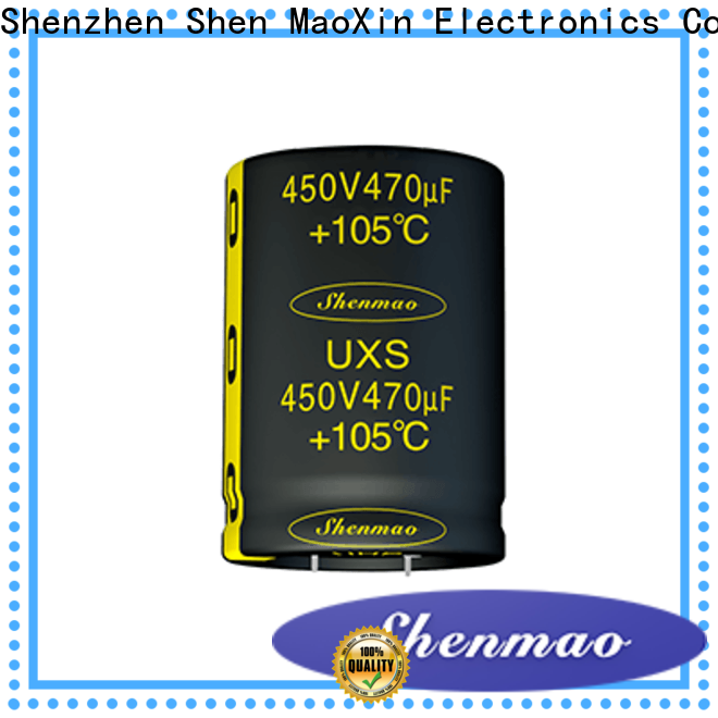 Shenmao supercapacitor balancing circuit factory for DC blocking