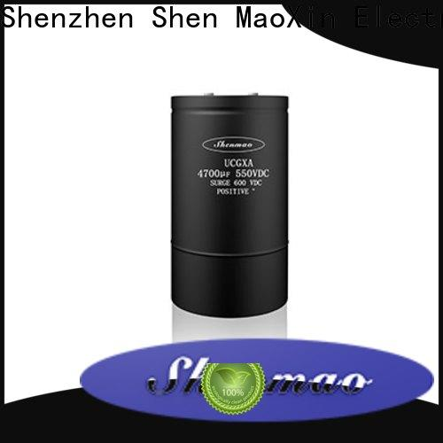 Shenmao high-quality capacitor size calculator owner for rectification