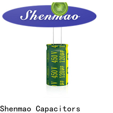 Shenmao 500v capacitor marketing for energy storage