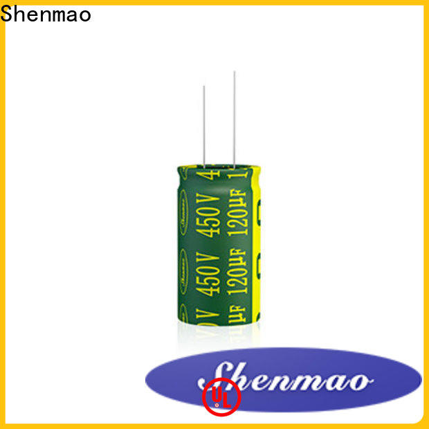 Shenmao 333j capacitor bulk production for energy storage