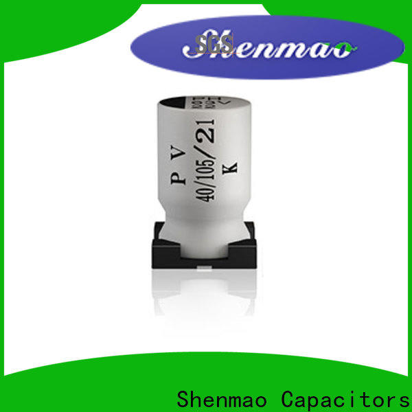 Shenmao capacitor axial owner for rectification