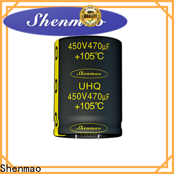 Shenmao easy to use ceramic disc capacitor code calculator factory for temperature compensation