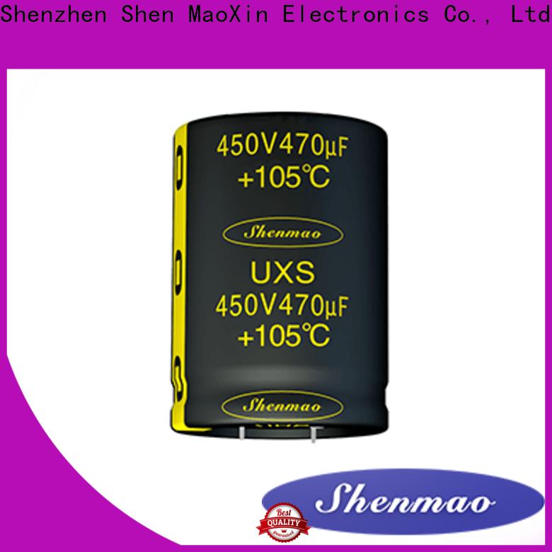 Shenmao capacitor self resonance suppliers for temperature compensation