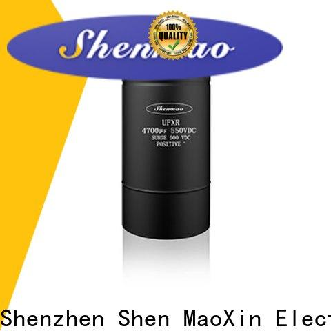 Shenmao capicitor for business for filter