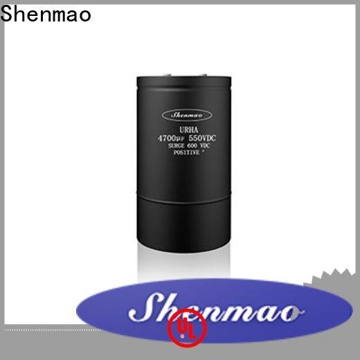 Shenmao New small capacitor company for tuning