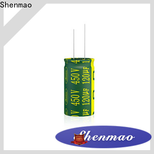 Shenmao custom wholesale capacitors for business for rectification