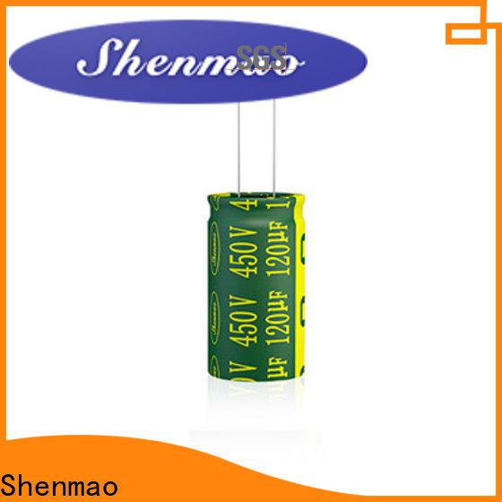 Shenmao capacitor 472 overseas market for filter