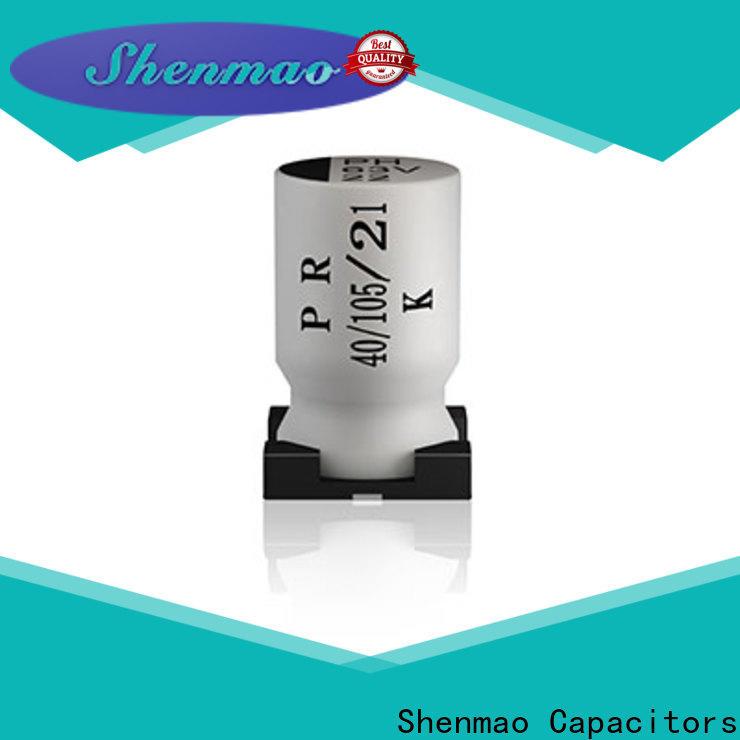 Shenmao capacitor distributor marketing for filter
