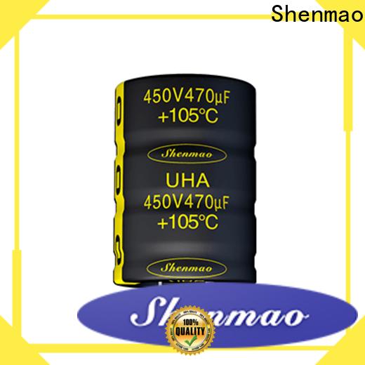 Shenmao latest capacitor power formula company for rectification