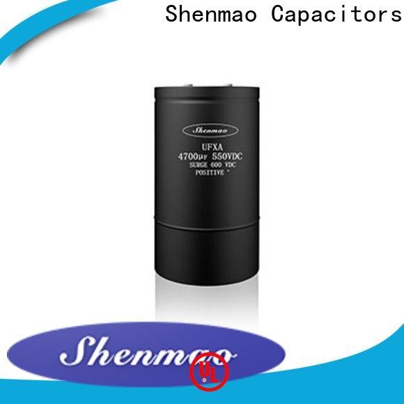 Shenmao advanced technology capacator company for rectification