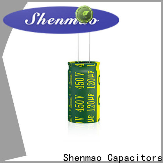 Shenmao capacitor maximum voltage owner for coupling