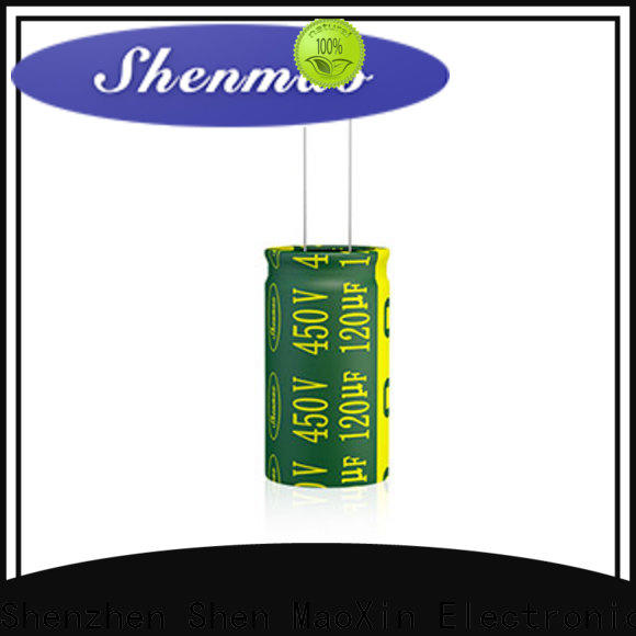 Shenmao high quality capacitor 470uf 35v supply for energy storage