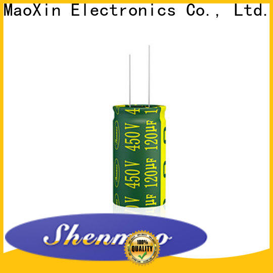 Shenmao best 220 uf capacitor factory for temperature compensation