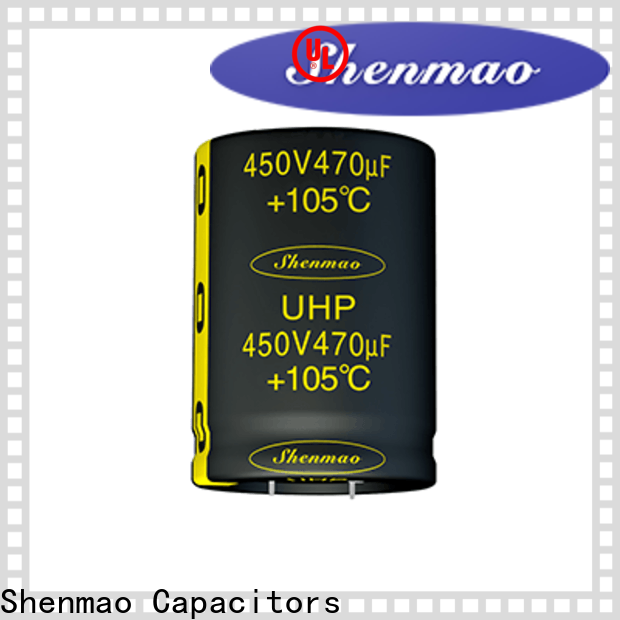 Shenmao heating capacitor suppliers for rectification