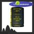 Shenmao custom icar capacitor supply for DC blocking