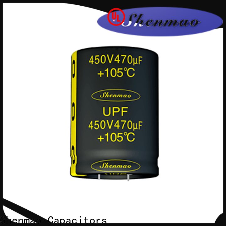 Shenmao motor run capacitors for sale manufacturers for energy storage