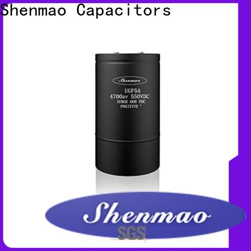 Shenmao high-quality diy capacitors supply for energy storage