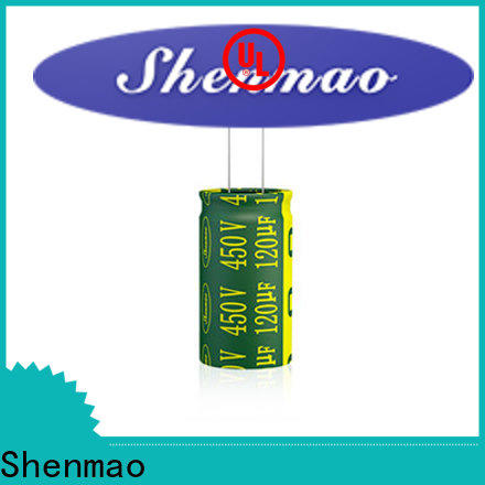Shenmao 1uf 250v capacitor for business for filter