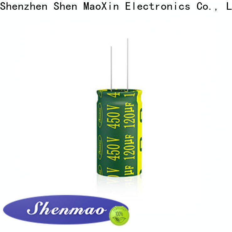 Shenmao 4700uf 35v capacitor for business for temperature compensation
