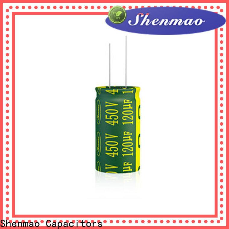 Shenmao y5v capacitor overseas market for filter