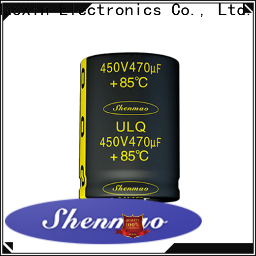 Shenmao durable capacitor power formula for business for tuning