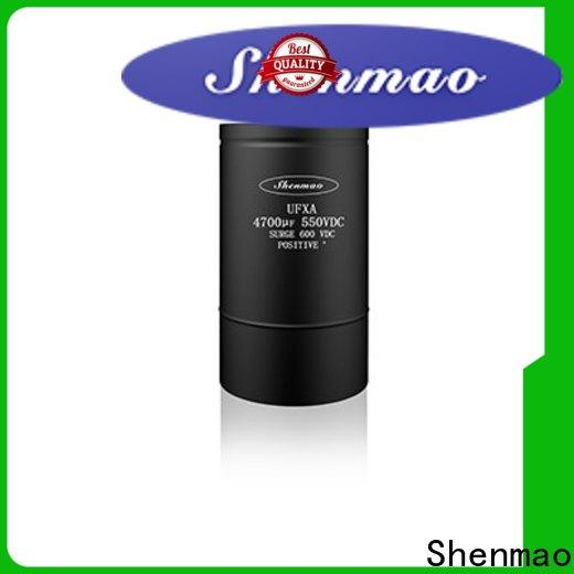 Shenmao top superconductor capacitor company for energy storage