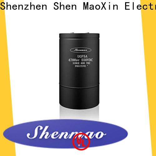 Shenmao power capacitor company for timing