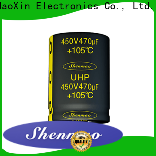 Shenmao best ce manufacturing capacitors manufacturers for energy storage