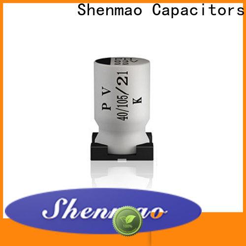 Shenmao dc filter capacitor owner for filter
