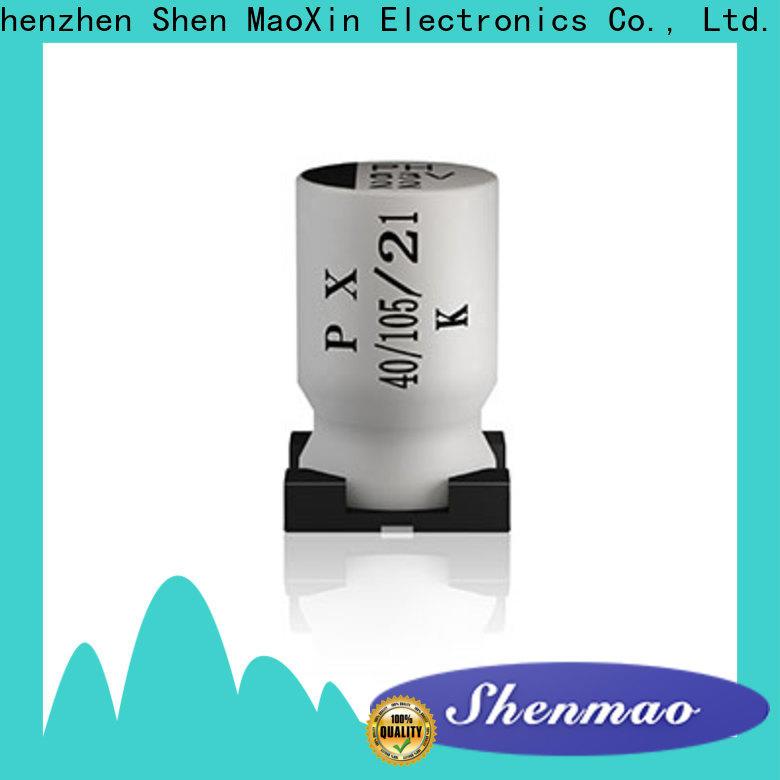 Shenmao latest basic capacitor factory for energy storage