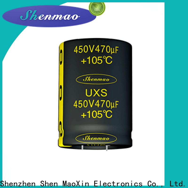 Shenmao voltage across capacitor in parallel for business for temperature compensation