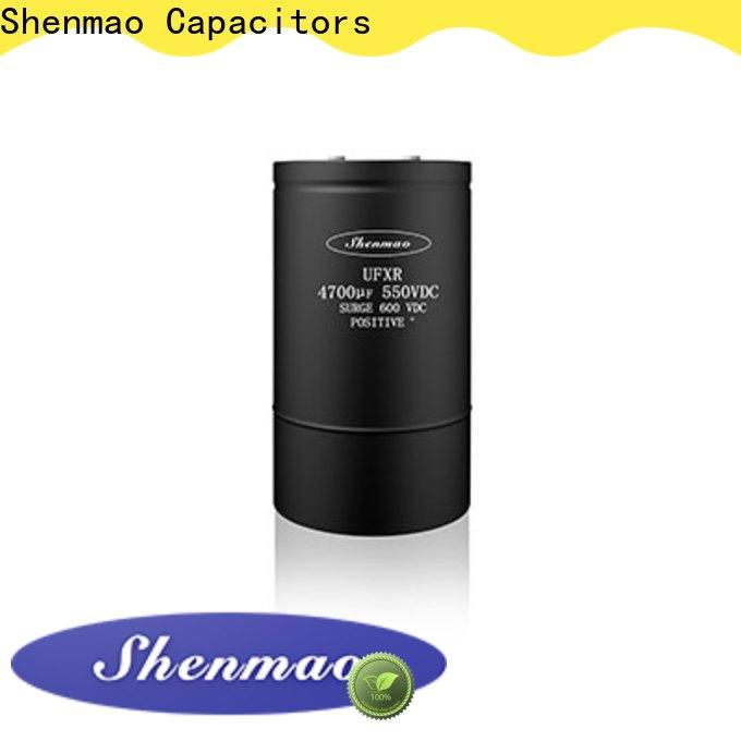 Shenmao types of capacitors with images bulk production for tuning