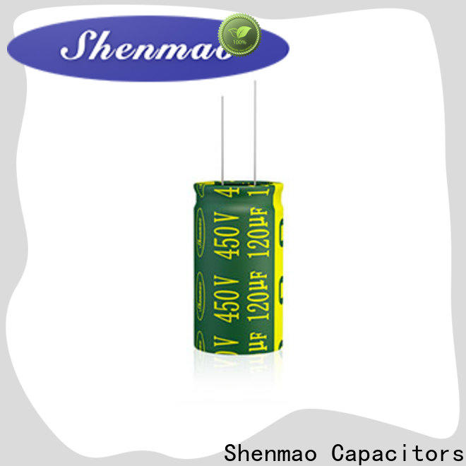 Shenmao capacitor construction supply for tuning