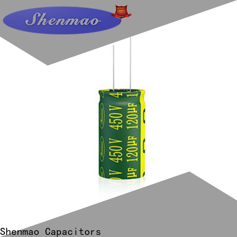 Shenmao testing start capacitor vendor for temperature compensation