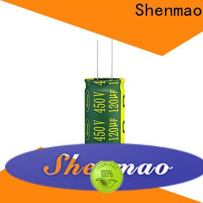 Shenmao 10000 uf capacitor marketing for DC blocking