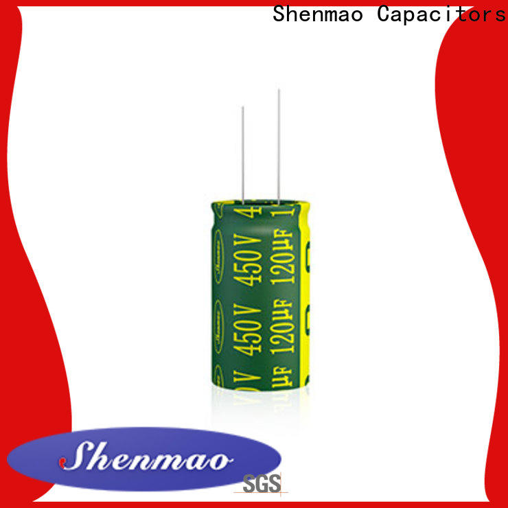 Shenmao what does a capacitor do in an ac circuit vendor for filter