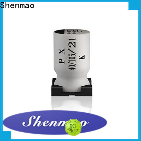 Shenmao New snubber capacitor owner for DC blocking
