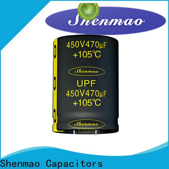 Shenmao pulse power capacitors company for tuning
